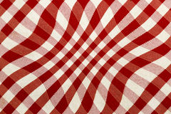 Psychedelic background. White and red psychedelic background stock photo