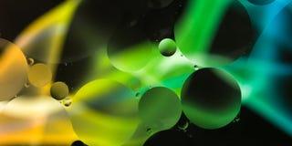 psychedelic bakgrund Royaltyfri Fotografi