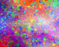 Psychedelic  Blurry  Texture Royalty Free Stock Photos