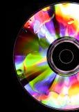 Psychedelic CD Royaltyfri Bild