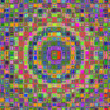Psychedelic colors. Royalty Free Stock Image