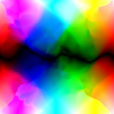 Psychedelic Crack Royalty Free Stock Photo
