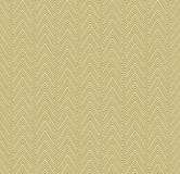 Psychedelic golden outline pattern Royalty Free Stock Image