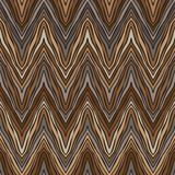 Psychedelic linear zigzag pattern Stock Photography