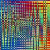 psychedelic modell Arkivbild