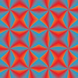 Psychedelic optical illusion Royalty Free Stock Photos