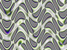 Psychedelic Pattern Royalty Free Stock Photo