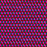 Psychedelic pattern extended Royalty Free Stock Image