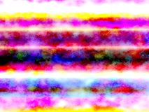 Psychedelic Punchy Texture Royalty Free Stock Images