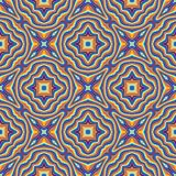 Psychedelic Seamless royalty free illustration