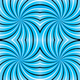 Psychedelic spiral Royalty Free Stock Images