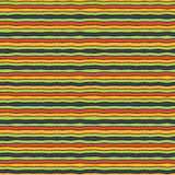 Psychedelic stripes Royalty Free Stock Photo