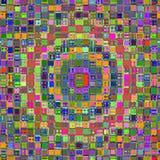 Psychedelische kleuren. Royalty-vrije Stock Afbeelding