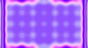 Psychedelische symmetrie abstract patroon en hypnotic achtergrond, achtergrondwerveling stock illustratie