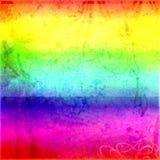 Psychedelische Tegel Grunge royalty-vrije illustratie
