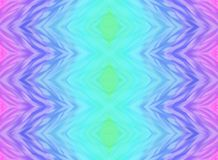 Psychedelische Zag Stock Afbeeldingen