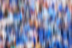 Psychedelischer Hintergrund basiert auf blured Landschaftsbild Stockbild