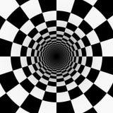 Psychedelischer Tunnel Stockbilder