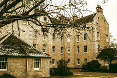 Psychiatric hospital. An old Psychiatric hospital in Perth Scotland Royalty Free Stock Images
