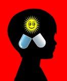 Psychiatric Medication Royalty Free Stock Photo