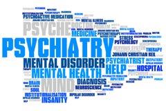 psychiatrie Stock Foto's