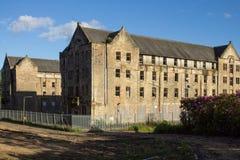 Psychiatrisches Asyl bekannt als Hartwood-Krankenhaus, Scotlan lizenzfreie stockfotografie