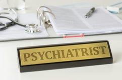 Psychiatrist Stock Photo