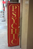 Psychic Sign. A psychic sign in Midtown Manhattan Stock Photography