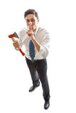 Psycho Businessman 3 Royalty Free Stock Photo