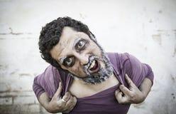 Psycho man Stock Photos