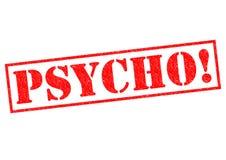 PSYCHO! Royalty Free Stock Photo