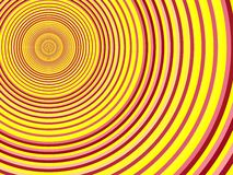 Psycho spiral Royalty Free Stock Photos