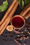 Psychoactive ayahuasca заводов стоковое изображение rf