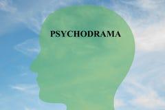Psychodarama concept Stock Photo