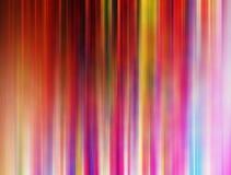 Psychodeliczni żywi pionowo lampasy Zdjęcia Stock