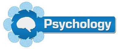 Psychologie Cirkelbrain horizontal Stock Fotografie