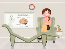 Psychologist study Stock Images