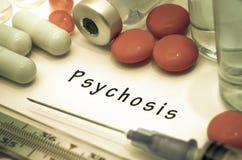 psychose Photo stock