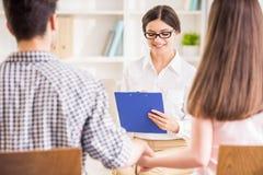 psychotherapie Lizenzfreies Stockbild