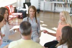 psychotherapie Stockbilder