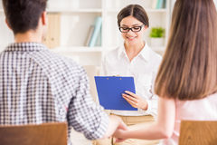 Psychotherapy Royalty Free Stock Image