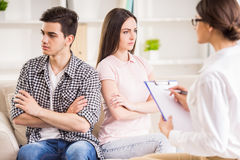 Psychotherapy Royalty Free Stock Photos