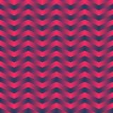 Psykedelisk tapet i blå rosa färgfärg Royaltyfri Fotografi