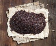 Psyllium seeds Stock Photography