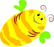 pszczoła duży Zdjęcia Royalty Free