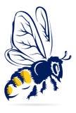 pszczoła miód royalty ilustracja
