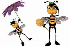 pszczoła Toon ilustracji