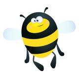 pszczoła mamrocze Fotografia Stock