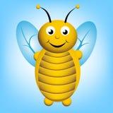 pszczoły kreskówki ilustracja Fotografia Royalty Free