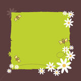 pszczoły miodowe Obraz Stock